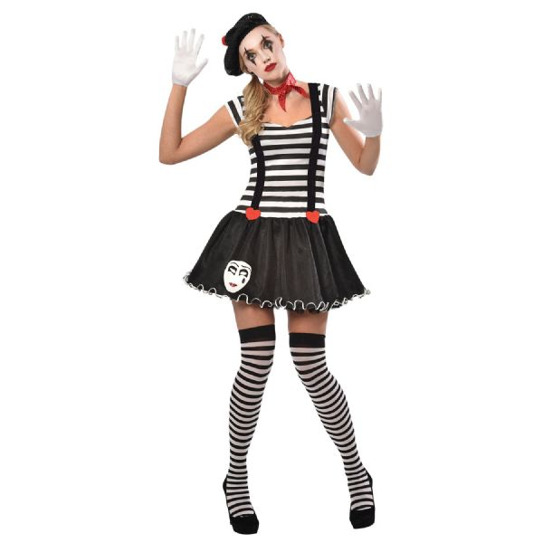 Miss Mime Costume (New Coming Soon)
